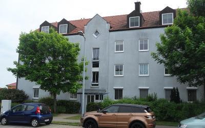 gemütlich wohnen am Stadtrand von Leipzig